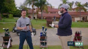 Dick's Sporting Goods TV Spot, 'Pick a Callaway Pro' Featuring Jon Rahm, Xander Schauffele