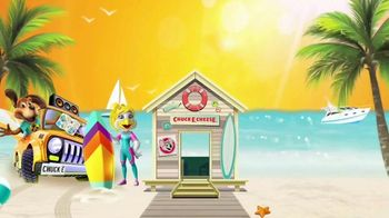 Chuck E. Cheese's TV Spot, 'It's Time for the Summer of Fun' - Thumbnail 1