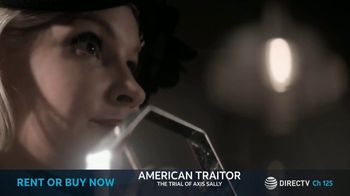 DIRECTV Cinema TV Spot, 'American Traitor: The Trial of Axis Sally' - Thumbnail 5