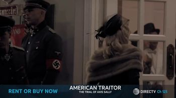 DIRECTV Cinema TV Spot, 'American Traitor: The Trial of Axis Sally' - Thumbnail 6