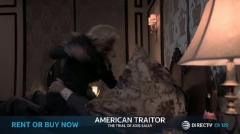 DIRECTV Cinema TV Spot, 'American Traitor: The Trial of Axis Sally' - Thumbnail 7