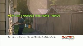 MAVYRET TV Spot, 'Don't Feel Sick' - Thumbnail 2