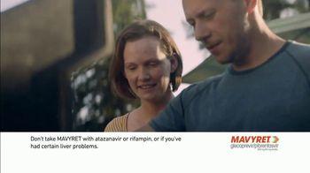 MAVYRET TV Spot, 'Don't Feel Sick' - Thumbnail 4