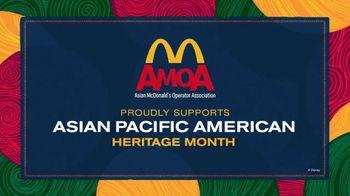 Asian McDonald's Operator Association TV Spot, 'Asian Pacific Heritage Month: Hana Center' - Thumbnail 1