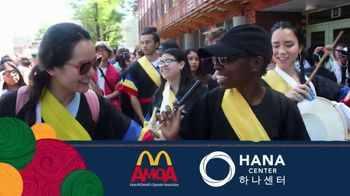 Asian McDonald's Operator Association TV Spot, 'Asian Pacific Heritage Month: Hana Center' - Thumbnail 4