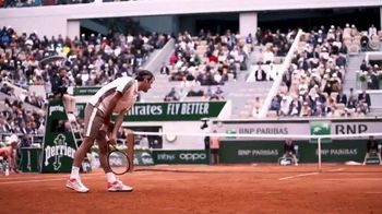Rolex TV Spot, 'Bring Out the Best in Sport: 2021 French Open' - Thumbnail 4