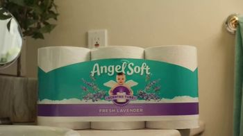 Angel Soft With Fresh Lavender TV Spot, 'So Good' - Thumbnail 1
