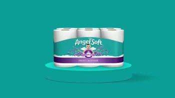 Angel Soft With Fresh Lavender TV Spot, 'So Good' - Thumbnail 10