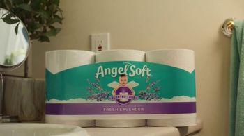Angel Soft With Fresh Lavender TV Spot, 'So Good' - Thumbnail 2