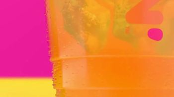 Dunkin' Refreshers TV Spot, 'Get Your Glow Back: Vitamins and Energy' - Thumbnail 4