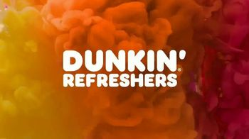 Dunkin' Refreshers TV Spot, 'Get Your Glow Back: Vitamins and Energy' - Thumbnail 6