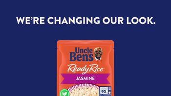 Ben's Original TV Spot, 'Changing Our Look'