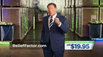 Relief Factor 3-Week Quickstart TV Spot, 'Four Key Ingredients' Featuring Joe Piscopo - 312 commercial airings