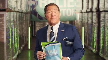 Relief Factor 3-Week Quickstart TV Spot, 'Four Key Ingredients' Featuring Joe Piscopo - Thumbnail 2