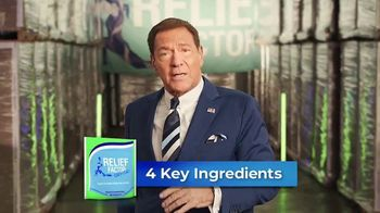 Relief Factor 3-Week Quickstart TV Spot, 'Four Key Ingredients' Featuring Joe Piscopo - Thumbnail 5