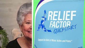 Relief Factor 3-Week Quickstart TV Spot, 'Four Key Ingredients' Featuring Joe Piscopo - Thumbnail 8