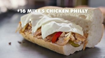 Jersey Mike's Chicken Philly TV Spot, 'Purpose'