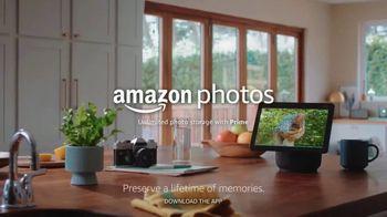 Amazon Photos TV Spot, 'A Lifetime of Memories: Dad' - Thumbnail 9
