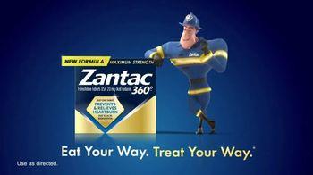 Zantac 360 Degrees TV Spot, 'Family Taco Night' - Thumbnail 10