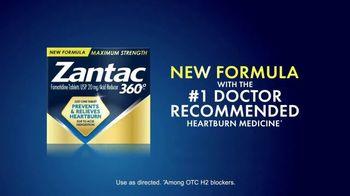 Zantac 360 Degrees TV Spot, 'Family Taco Night' - Thumbnail 6