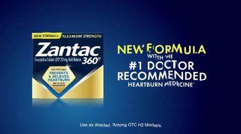 Zantac 360 Degrees TV Spot, 'Family Taco Night' - Thumbnail 7