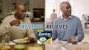Zantac 360 Degrees TV Spot, 'Family Taco Night' - Thumbnail 8