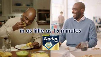 Zantac 360 Degrees TV Spot, 'Family Taco Night' - Thumbnail 9