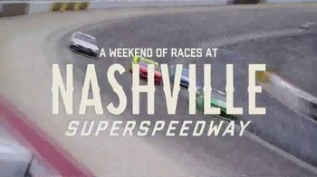 Nashville Superspeedway TV Spot, 'Brand Launch' Song by Easy McCoy