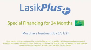 LasikPlus TV Spot, 'Get Rid of the Annoyance: $500' - Thumbnail 8