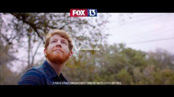 U.S. Air Force TV Spot, 'Finish Line' - Thumbnail 10