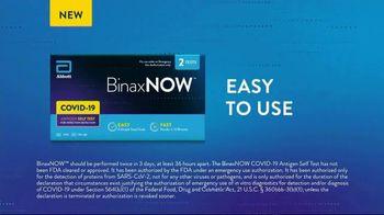 Abbott BinaxNOW TV Spot, 'Easy to Use' - Thumbnail 5