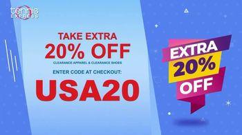 Tennis Express Memorial Day Sale TV Spot, 'Savings Start Now: Extra 20% Off' - Thumbnail 2