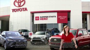 Toyota Summer Starts Here TV Spot, 'Memorial Day: Sports' [T2] - Thumbnail 1