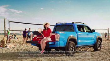 Toyota Summer Starts Here TV Spot, 'Memorial Day: Sports' [T2] - Thumbnail 3