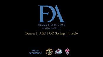 Franklin D. Azar & Associates, P.C. TV Spot, 'A Lot of Car Wrecks: Don't Settle' - Thumbnail 10