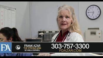 Franklin D. Azar & Associates, P.C. TV Spot, 'A Lot of Car Wrecks: Don't Settle' - Thumbnail 5