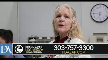 Franklin D. Azar & Associates, P.C. TV Spot, 'A Lot of Car Wrecks: Don't Settle' - Thumbnail 7