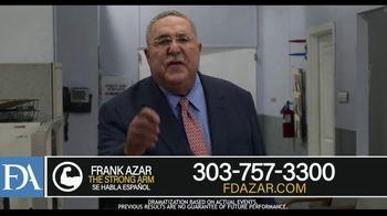 Franklin D. Azar & Associates, P.C. TV Spot, 'A Lot of Car Wrecks: Don't Settle' - Thumbnail 8