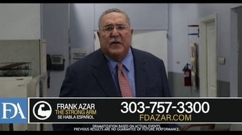 Franklin D. Azar & Associates, P.C. TV Spot, 'A Lot of Car Wrecks: Don't Settle' - Thumbnail 9