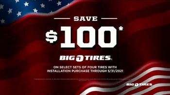 Big O Tires Memorial Day Sale TV Spot, 'Save $100' - Thumbnail 3