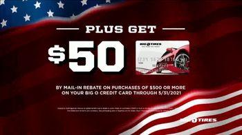 Big O Tires Memorial Day Sale TV Spot, 'Save $100' - Thumbnail 5
