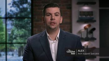 The Good Feet Store TV Spot, 'Alex: Arch Support Fitting'