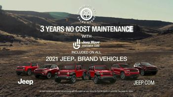 Jeep Memorial Day Sales Event TV Spot, 'One Family' [T1] - Thumbnail 6