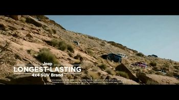 Jeep Memorial Day Sales Event TV Spot, 'One Family' [T1] - Thumbnail 1