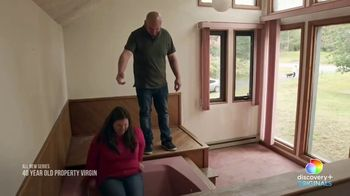 Discovery+ TV Spot, '40 Year Old Property Virgin' - Thumbnail 8