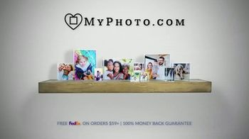 MyPhoto TV Spot, 'Buy One, Get One 50% Off' - Thumbnail 9