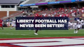 Liberty University TV Spot, 'Football Has Never Been Better'