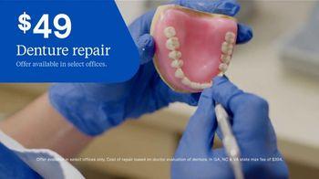 Aspen Dental TV Spot, 'Today Is the Day: $49 Denture Repair' - Thumbnail 4
