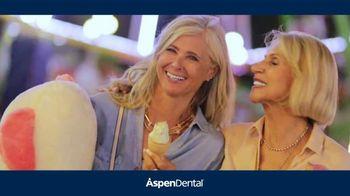 Aspen Dental TV Spot, 'Today Is the Day: $49 Denture Repair'