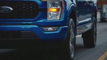 2021 Ford F-150 TV Spot, 'Future Belongs to Everyone: F-150 STX' [T2] - Thumbnail 3